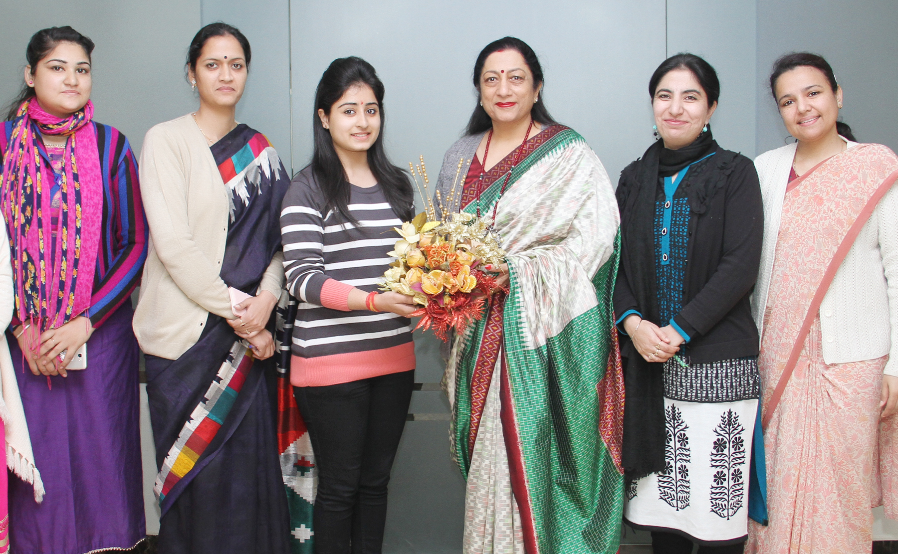 KMV's Dakshi  stands First in GNDU Results consecutively ninth time