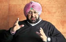 Capt Amarinder concerns over sacrilege incidents