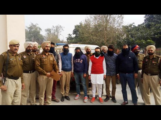 Firozpur  Police claims to solve  firing on Congress leader during Assembly Election at Zera Sub-Division