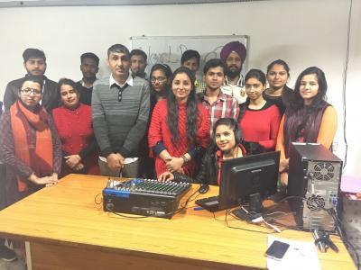 """IKG PTU Celebrates""""World Radio Day"""