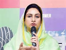 Special Punjab assembly session to adopt Ontario motion, seeks Harsimrat Badal