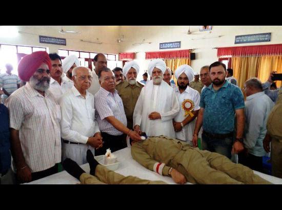 Sant Nirankari Charitable Foundation organizes Blood Donation Camp