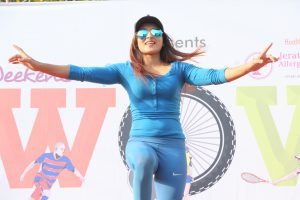 Jalandharites participate in open air workout at WOW