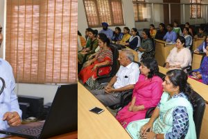 APEEJAY COLLEGE OF FINE ARTS, ORGANIZE  RESEARCH DEV.PROGRAMME