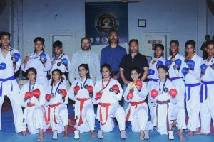 JITK karatekas won 7 medals in Asian championship