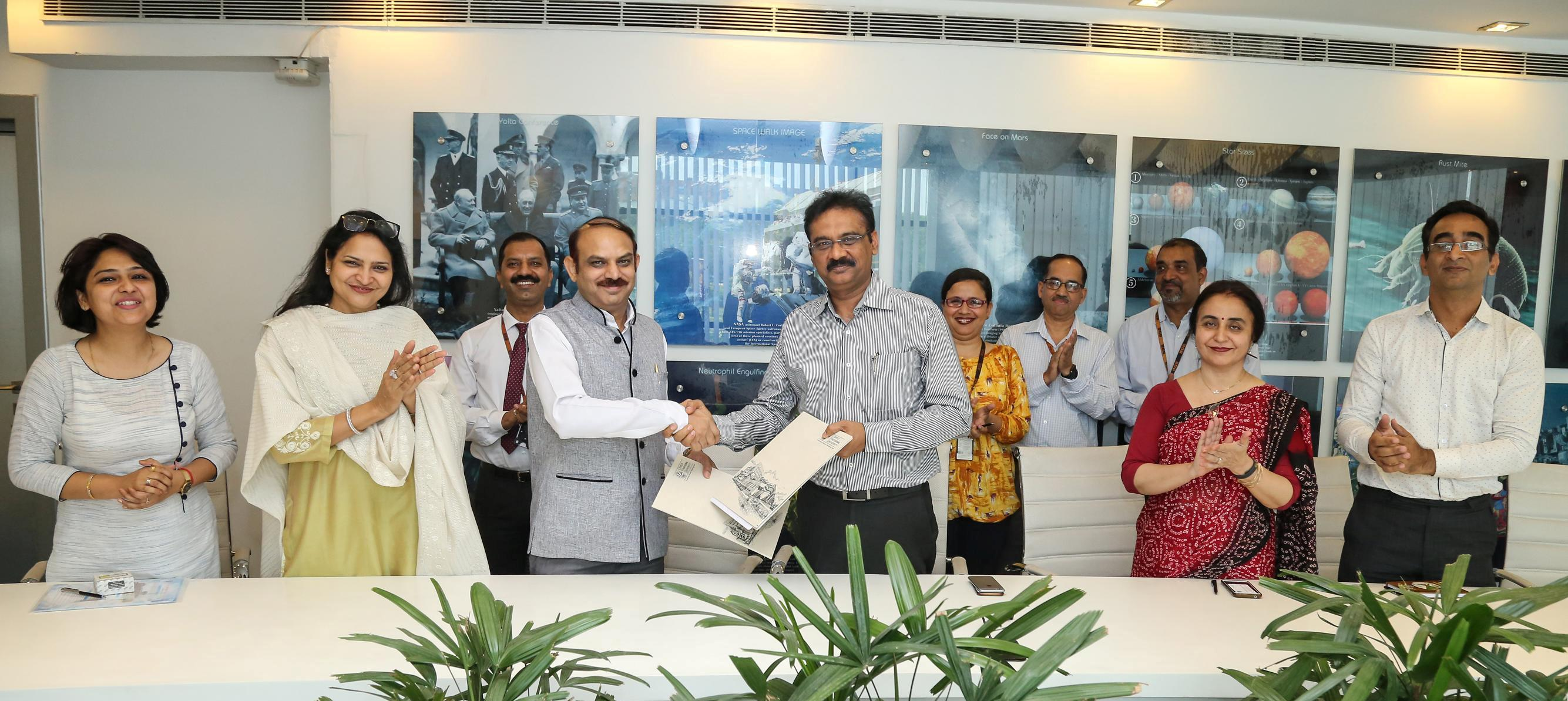 Punjab Remote Sensing Centre (PRSC) & LPU sign MoU to work on Satellite Technology