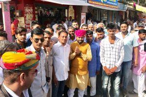 दीपावली पर कार्यकर्ताओं का मिलन समारोह कर पूर्व जिला प्रमुख में दिया विधानसभा चुनाव लडऩे का संदेश