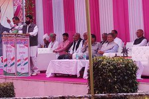 राजस्थान में कांग्रेस भारी बहुमत से सत्ता में लौटेगी: झुकिया