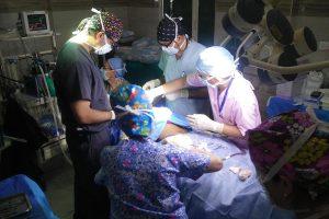 कटे होंठ और तालू के दस मरीजों में से सात का आपरेशन के लिए चयन