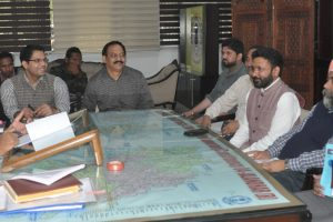 JALANDHAR HEADS OF Toward SMOOTH AND PADDY PROCUREMENT hassle