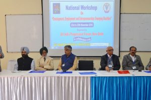 National Workshop on Employment and Entrepreneurship starts at Vet Varsity