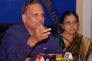 Health Minister announces Leprosy Cases Detection Campaign for Delhi