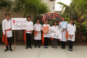 Innocent Hearts Schools observe Vigilance Awareness Week