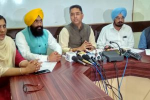 Punjab losing its own share of river water due to the absence of 'State Water Policy'- Aman Arora