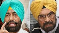AAP suspends Sukhpal Khaira and Kanwar Sandhu fromparty