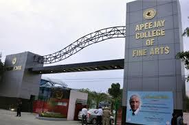 Apeejay College Of Fine Arts Organises 'Diwali Mela'
