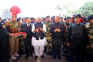 Residential Complexes will be constructed at all ICP of the country: Rajnath Singh
