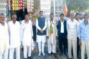 भाजपा को पुन: सत्ता सौंपने का मन बनाए बैठी है जनता: शास्त्री