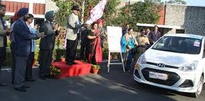 Governor flags off Medipink Cars