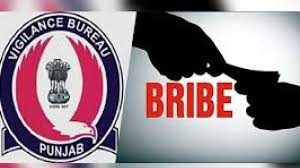 Vigilance nabs police official for taking bribe Rs. 5,000