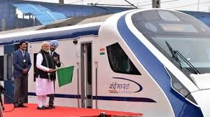 Text of PM's speech at the flagging off Vande Bharat Express