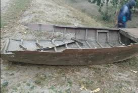 BSF seizes empty Pakistani boat from Satlej River