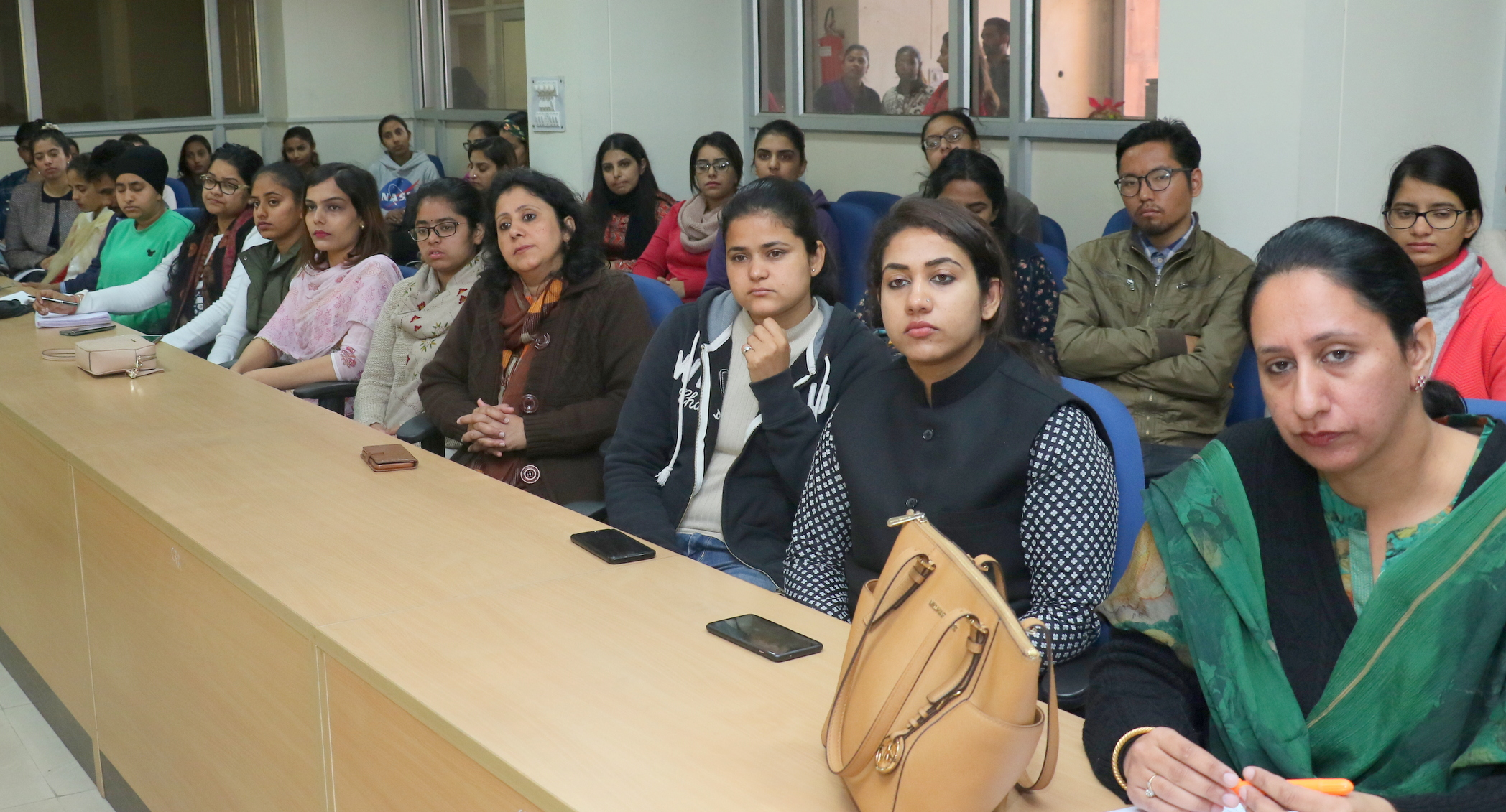 Panjab Univ celebratesWomen's Rights Day