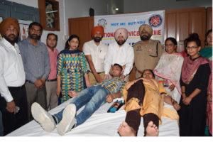 LKC organize Blood Donation Camp