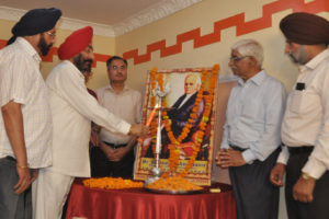 BIRTH ANNIVERSARY OF DR SAMUEL HAHNEMANN, FATHER OF HOMOEOPATHY CELEBRATED