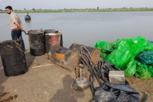 """127 LAKH LITRE """"LAHAN"""" RECOVERED"""