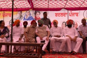 BADALS BEAR THE BRUNT OF CAPT AMARINDER'S IRE FOR TRYING TO DIVIDE PEOPLE, POLARISE COMMUNITIES