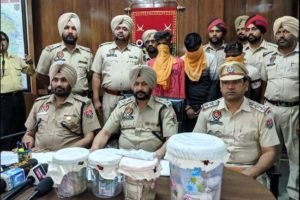 3 held in Moga bank heist case, cash and gold ornaments recovered