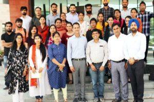 IKG PTU holds an expert talk on Mathematical Science