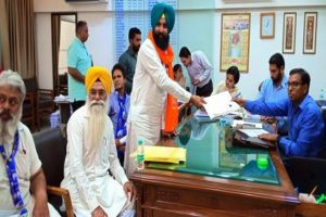10 Nominations filed for Ludhiana Parliamentary Constituency on Day 5