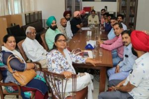 Chhibber elected as President of Chandigarh Unit of Punjab and Chandigarh Journalist Union