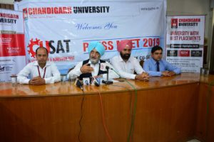 Universities have to meet the changing aspirations of today's youth says VC Chandigarh University