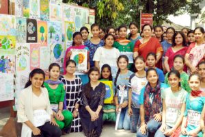 KMV celebrates a Environment Protection Week to Commemorate World Earth Day