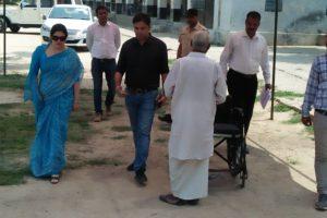कड़ी सुरक्षा और व्यवस्था के बीच शांतिपूर्ण ढंग से सम्पन्न हुआ लोक सभा आम चुनाव