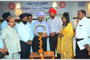 GM Northern Railway participates in  17th Vendors Development Day