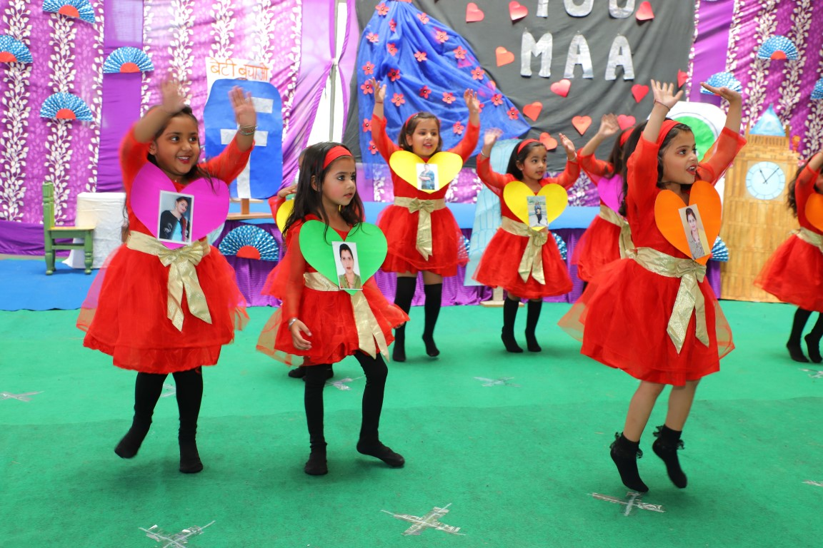 "FOUR SCHOOLS OF INNOCENT HEARTS CONDUCTED A NUMBER OF ACTIVITIES ON THE OCCASION OF ""MOTHERS' DAY"""