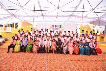 Investiture ceremony organised at MGN public school