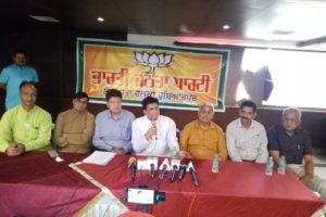 एन.डी.ए. सरकार ने जर्जर रेलवे को पटरी पर लाने के लिए 3 हजार 600 करोड़ रुपए का किया निवेश: पियूष गोयल