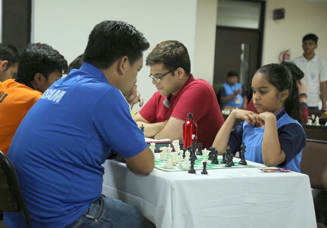 National Rapid & Blitz Chess Championship 2019 inaugurated at LPU