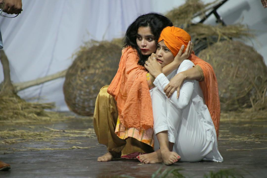 LPU's Social Sciences and Languages' Students enacted Shakespeare, Tendulkar & Aulakh's Major-Plays
