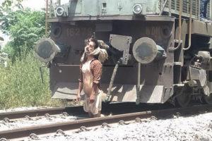 ट्रेन की चपेट में आया व्यक्ति, मौत