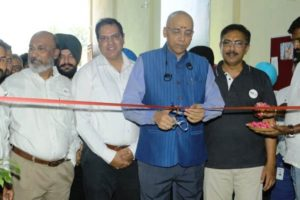 Connect India started its first Rapid Fulflimming Center in Jalandhar