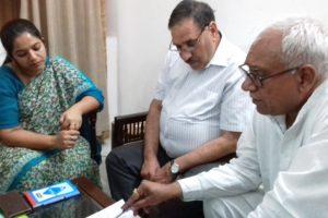 शहीद राव तुलाराम स्मारक के संबंध में कार्य योजना,विकास यादव