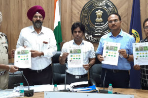 DC ASKS AGRICULTURE AND ALLIED DEPARTMENTS TO CREATE AWARENESS ABOUT PROGRAMS AMONG FARMERS