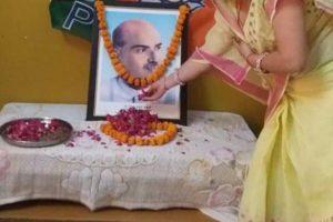 डा. श्यामा प्रसाद के बलिदान को बुलाना असंभव: भारती