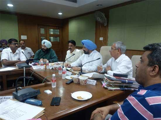 24 Hours Emergency Services to be provided in ESI Hospitals: Balbir Sidhu
